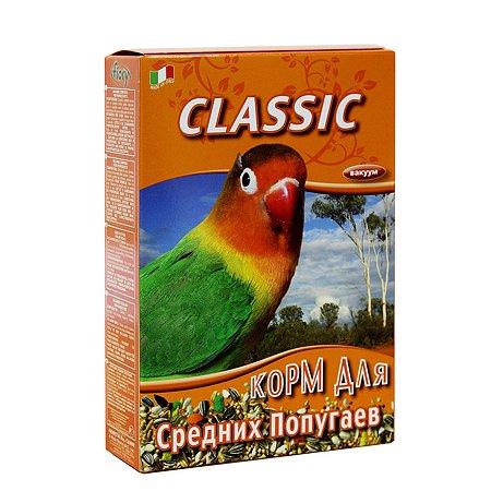 Корм для попугаев Fiory Classic средних 400г