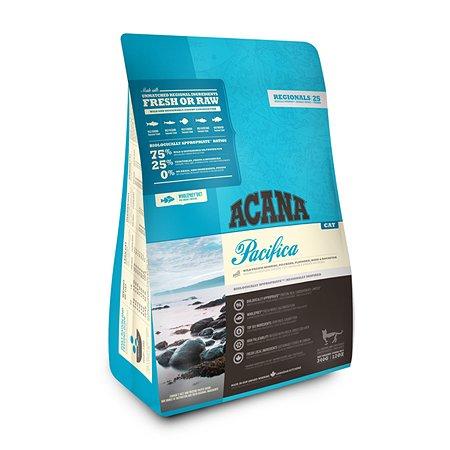 Корм сухой для кошек ACANA Regionals Pacifica Cat 340г беззерновой рыба
