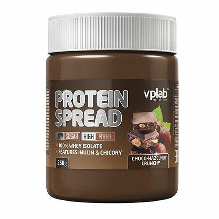 Продукт диетический VPLAB Protein Spread шоколад с кусочками орехов 250г