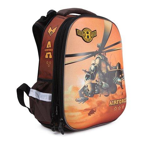 Ранец школьный Erhaft Вертолет ARF004