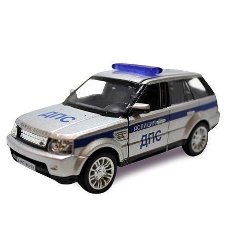 Машинка IDEAL Ланд Ровер Рендж Ровер спорт Полиция