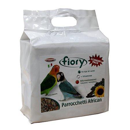 Корм для попугаев Fiory Parrocchetti African средних 3.2кг