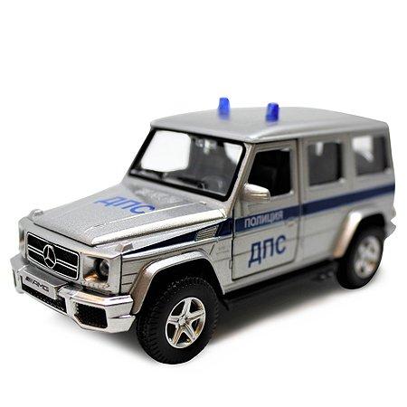 Машинка IDEAL Мерседес Бенс G63 Полиция РФ