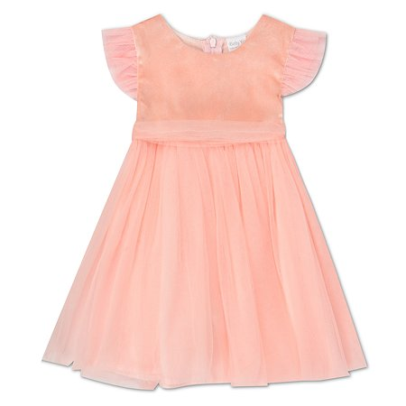 Платье BabyGo розовое