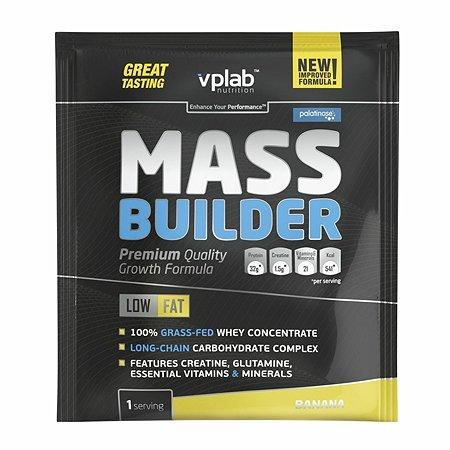 Гейнер VPLAB Mass Builder банан 100г