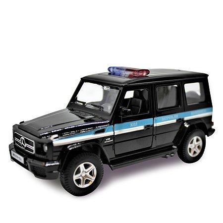 Машинка IDEAL Мерседес Бенс G63 Полиция КЗ
