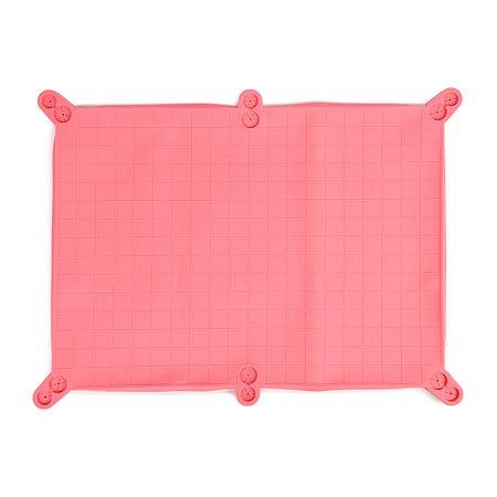 Коврик для пеленок EarthPet широкий Розовый