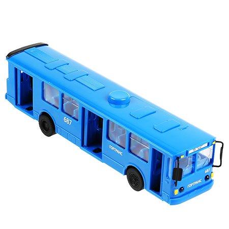 Машина Технопарк Автобус 298916