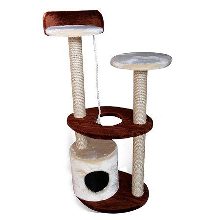 Когтеточка для кошек LIONMANUFACTORY комплекс LMK160