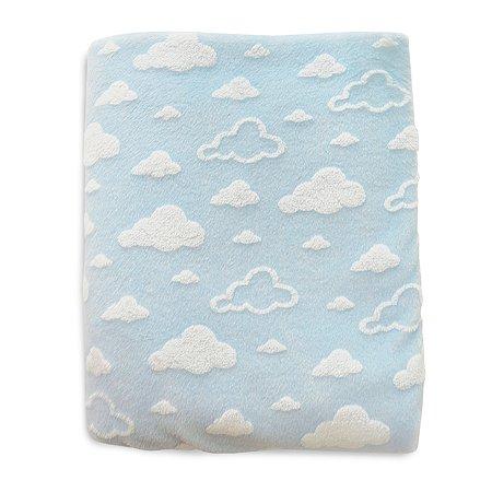 Плед Babyton Облака Голубой DMY21383/7BL