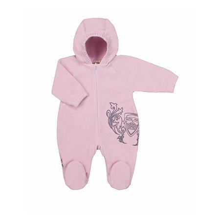 Комбинезон  Lucky Child розовый