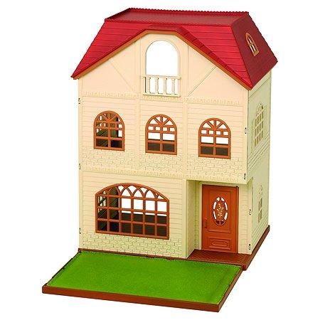 Набор Sylvanian Families Трехэтажный дом 2745