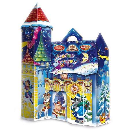 Набор подарочный Аленка Волшебный замок 1500г
