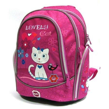 Рюкзак школьный Mag Taller Lovely cat (розовый)