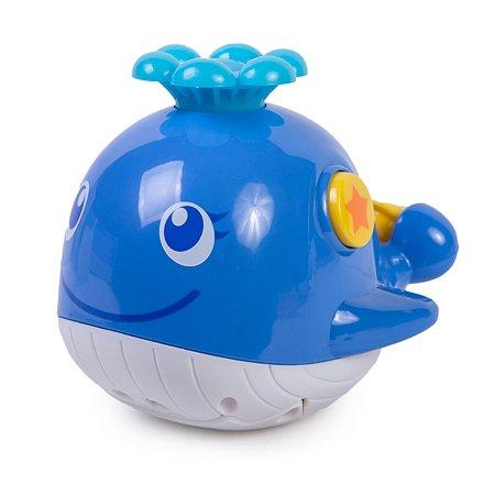 Игрушка для купания BabyGo Кит