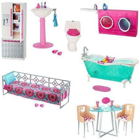 Наборы мебели Barbie в ассортименте