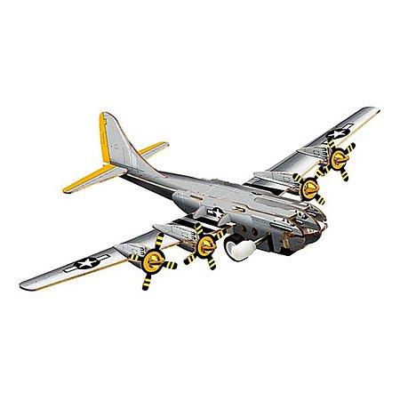3D пазл заводной UF Бомбардировщик