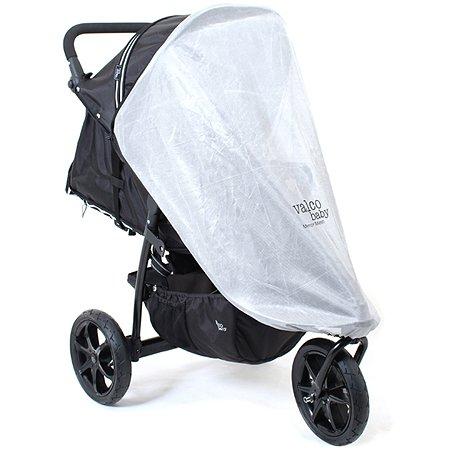 Москитная сетка Valco baby Mirror mesh Черно-фиолетовая