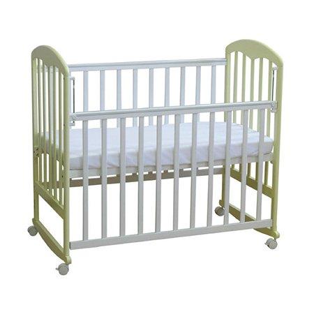 Кровать Фея 323 белый-ваниль