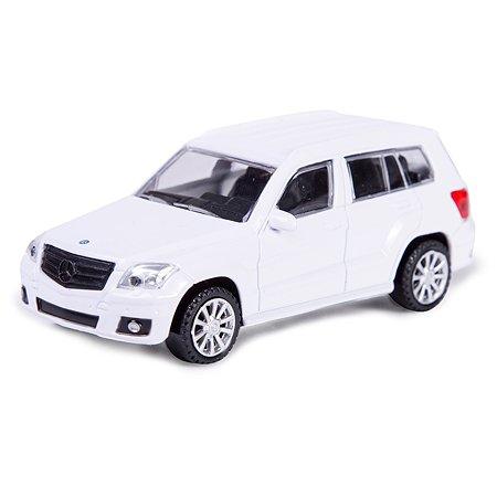 Машинка Rastar Mercedes GLK-CLASS 1:43 Белая