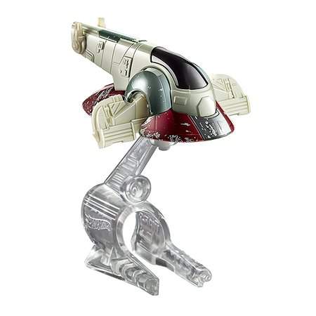 Машина Hot Wheels Star Wars Звездные корабли Slave I DRX06