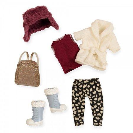 Комплект одежды Lori с шапкой для куклы