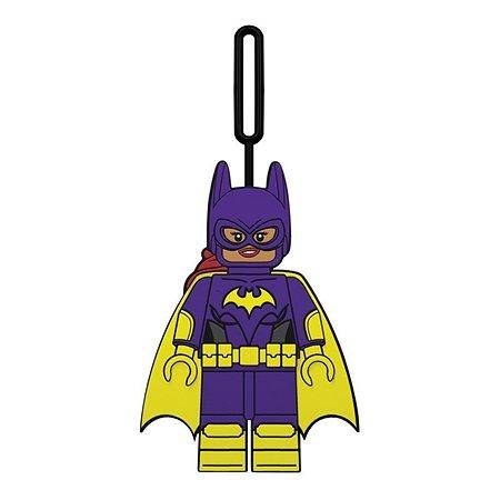 Бирка для багажа LEGO Batman Movie Batgirl