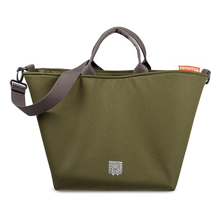 Сумка для коляски Greentom Shopping bag Olive