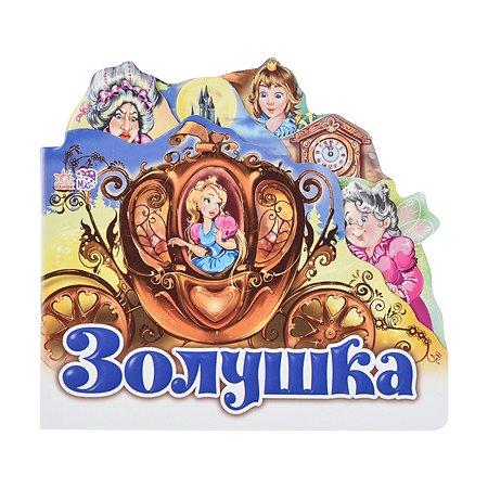 Книга РАНОК Золушка Любимая сказка