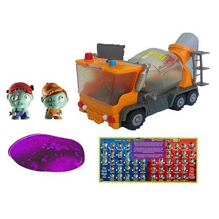 Набор DRACCO Zombie Zity грузовик со слизью