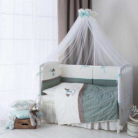 Комплект постельного белья Perina ЖИЛА-БЫЛА ЛОШАДКА для детей, 3 предмета