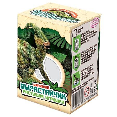 Мармелад Конфитрейд растущее яйцо Дино-инкубатор 20г
