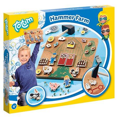 Набор для творчества TOTUM Hammer Farm