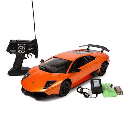Машинка радиоуправляемая Mobicaro Lamborghini LP670 1:10 Оранжевая
