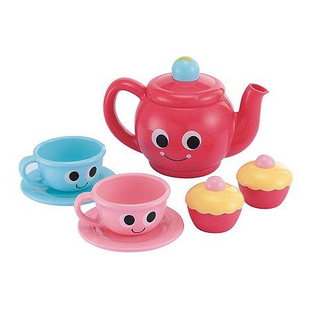Набор посуды ELC Мой первый чайный сервиз 137314