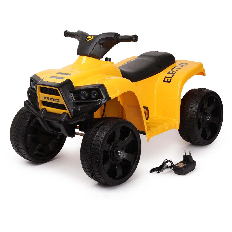 Квадроцикл Kreiss детский 6V CJ219