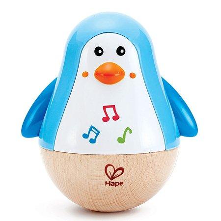 Неваляшка Hape Пингвин музыкальный E0331_HP