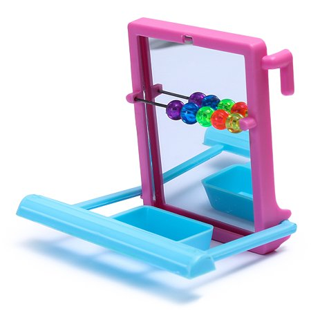 Кормушка для птиц PennPlax внутренняя с зеркалом и счетами ВА504