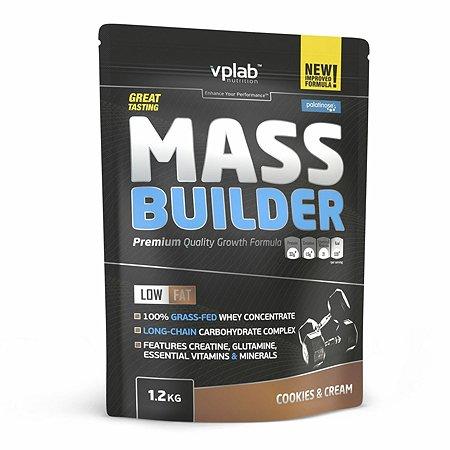 Гейнер VPLAB Mass Builder печенье-крем 1.2кг