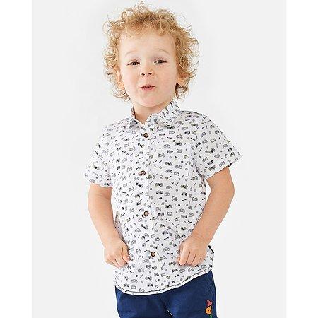 Рубашка Baby Gо белая
