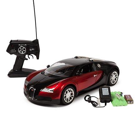 Машинка на радиоуправлении Mobicaro Bugatti Veyron 1:10 Красная