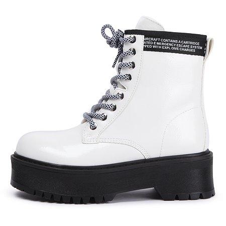 Ботинки Keddo белые