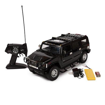 Машинка на радиоуправлении Mobicaro Hummer H2 1:10 Чёрная