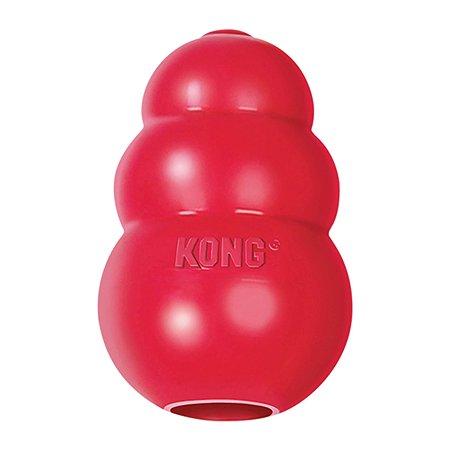 Игрушка для собак KONG Classic средняя T2
