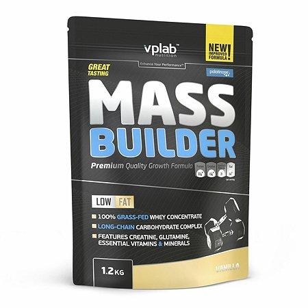 Гейнер VPLAB Mass Builder ваниль 1.2кг