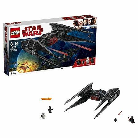 Конструктор LEGO Star Wars TM Истребитель СИД Кайло Рена (75179)