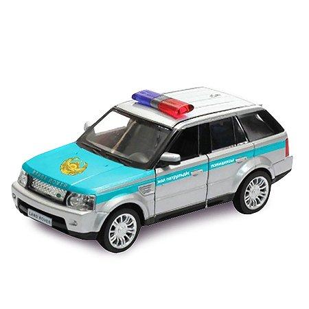 Машинка IDEAL Ланд Ровер Рендж Ровер Полиция 019061Р