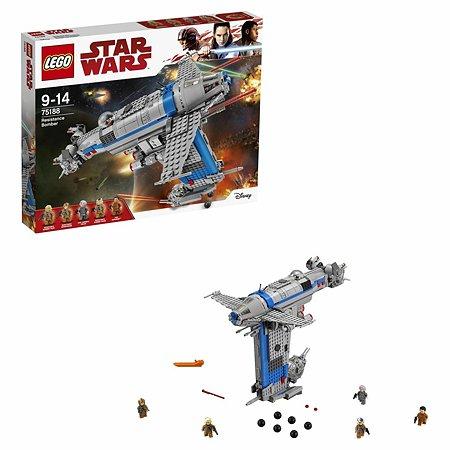 Конструктор LEGO Star Wars TM Бомбардировщик Сопротивления (75188)