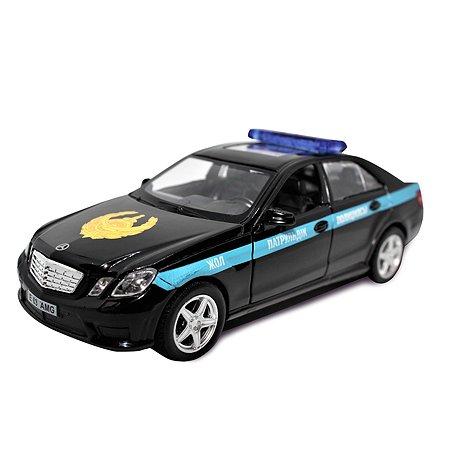 Машинка IDEAL Мерседес Бенс Е63 AMG Полиция КЗ