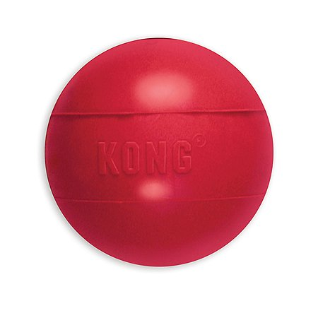Игрушка для собак KONG Classic Мяч под лакомства 6см